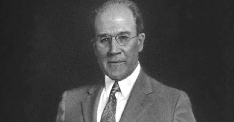 dr William Howard Hay